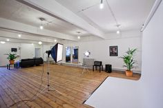 It is primed as a unique space in the up and coming, artistic heart of the East End. It offers the perfect neutral backdrop for any photography, exhibition or event. The two studios are available to hire separately or together.