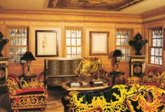 Versace Miami, Versace Home, Versace Mansion, Celebrities Homes, Celebrity Houses, Gianni Versace, House Design, Mansions, Manor Houses