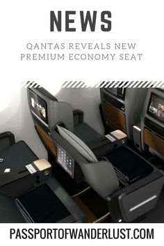 Qantas has unveiled it's new Premium Economy product. But does it live up to the hype?