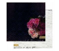 Papier 30x30 - Hawthorne - Heidi Swapp - Midnight Heidi Swapp, Painting, Art, Art Background, Painting Art, Kunst, Paintings, Performing Arts, Painted Canvas