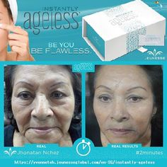 Within 2 minutes, Instantly Ageless reduces the appearance of under-eye bags, fine lines, wrinkles and pores, and lasts 6 to 9 hours. Botox Alternative, Best Face Products, Beauty Products, Under Eye Bags, Anti Aging Treatments, Anti Aging Skin Care, Good Skin, Health And Beauty, How Are You Feeling