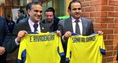 El fútbol abre oportunidades de negocio entre Ecuador y Emiratos Árabes