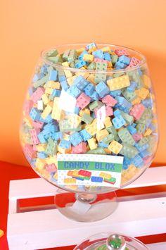 LEGO Candy Buffet http://blog.candygalaxy.com/lego-birthday-party-birds-party-blog-hop/