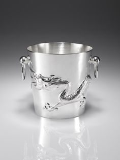 Dragon ice bucket from Shanghai Tang