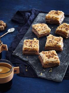 This custard slice would have to be one of the most popular recipes I've ever written – the Dish team were in raptures when taste-testing it.
