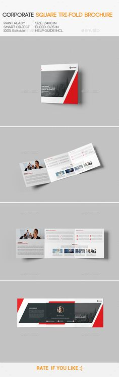 Brand Manual Brand manual, Brochure template and Brochures - business manual template