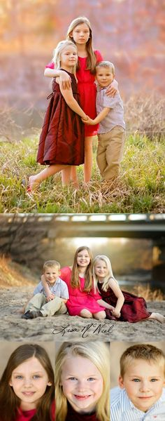 10 tips for Do-It-Yourself Family and Children Pictures - by Dallas Photographer Lisa McNiel