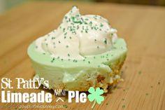 St. Patty's Pie.....delicious!