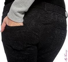pantaloni premaman nere . NUOVITA!!!