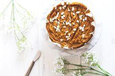 """Recette réunionnaise du """"Gâteau Patate"""" (gâteau à la patate douce)"""
