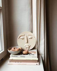 Monday mood Beautiful ceramic mask by and available through our webshop. Ceramic Mask, Ideas Para Organizar, Modelos 3d, Boho Home, Deco Design, Diy Home, Interiores Design, Ceramic Pottery, Decoration