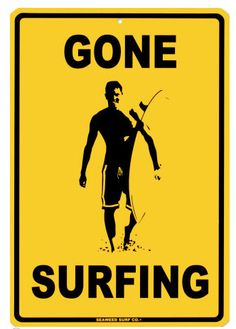 Gone Surfing