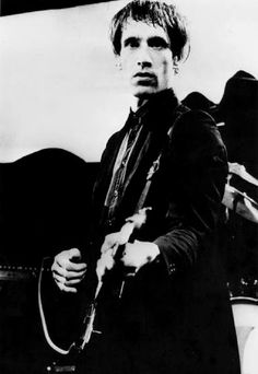 Thinking about Wilko Johnson.  Genius.