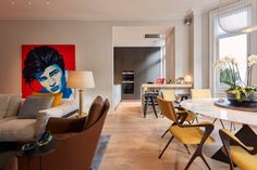 Elizabeth Bowman Creates Contemporary Interiors With An Eclectic