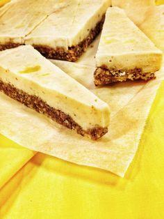 5 Ingredient Vegan Lemon Cheesecake | Vie De La Vegan