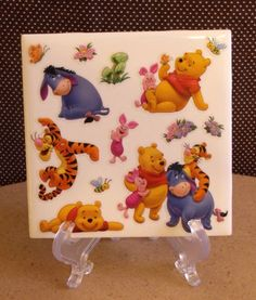 Winnie the Pooh and Friends Childrens Room Decor by CrazyDaisy12, $5.00