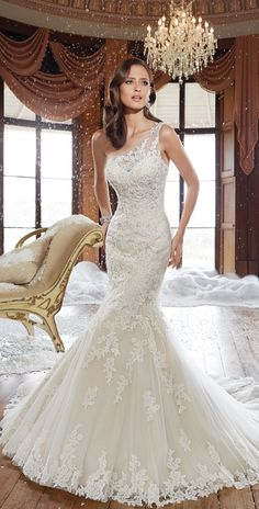 Sophia Tolli Slide 2015 Bridal Selection | Wedding Dress