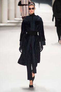 New York Fashion Week Fall 2014 Carolina Herrera