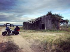 Beautiful disaster #abandon #beautiful #rural #america #Arkansas #farmland #travel #adventure #explore #bikelife #twowheels #harleydavidson #streetglide #harleywomen #bikerbabe