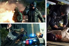 Pics from Battlefield: Hardline beta  My Preview http://blackpanel.com.au/2014/06/16/battlefield-hardline-preview/