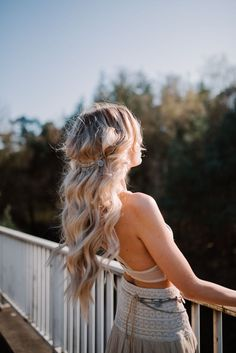 Clip in Extensions Zascha Hair Boho style Types Of Hair Extensions, Clip In Hair Extensions, Natural Waves Hair, Curly Hair Ponytail, Beach Wave Hair, Festival Hair, Loose Hairstyles, Remy Human Hair, Hair Videos