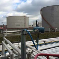 EMERSON'S SMART WIRELESS TECHNOLOGY HELPS BP IMPROVE LEAK DETECTION TO MAINTAIN REGULATORY COMPLIANCE AND ENHANCE SAFETY AT GEEL, BELGIUM