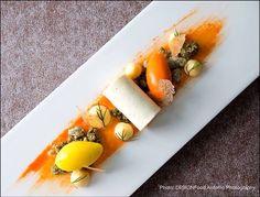 Chef Antonio Fekete... L'art de dresser et présenter une assiette comme un chef de la gastronomie.