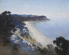 Penleigh Boyd Tranquil Winter, Portsea 1922