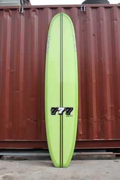 Tyler Surfboards 777 model