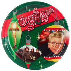 A Christmas Story Dessert Plates (8 count) Creative Converting. $1.95. Includes 8 dessert plates.