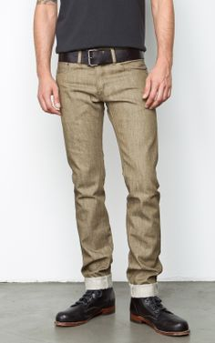 mens fall styling redline selvedge - Google Search