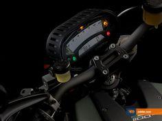 2013 Ducati Monster 1100 EVO Diesel