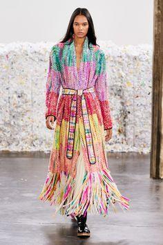 Gabriela Hearst Fall 2020 Ready-to-Wear Fashion Show - Vogue 2020 Fashion Trends, Fashion Week, Fashion 2020, New York Fashion, Runway Fashion, Women's Fashion, Fashion Lookbook, High Fashion, Color Fashion