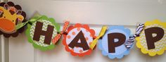 Safari Birthday Party Banner by sweetheartpartyshop on Etsy Safari Birthday Party, Jungle Party, Birthday Ideas, Birthday Parties, Party Themes, Party Ideas, Ideas Para Fiestas, Banners, Baby Shower
