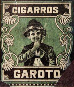 Cigarros 'Garoto' (Brasil)