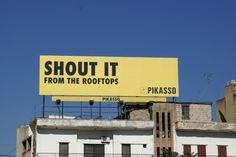 pikasso outdoor advertising lebanon