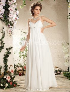 ULULANI - Vestido de Noiva em Chifon