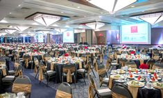 Allow The Conference Center At SVSU To Host Your Banquet For An Exceptional  Event. We