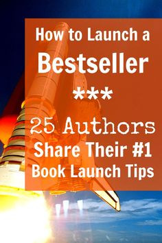 Ever dreamt of writing a bestselling book? There's an art and science behind hitting the top of the charts, and these authors share their best practices for getting it done. How to launch a bestseller: 25 authors share their #1 book launch tips, via @sidehustlenation