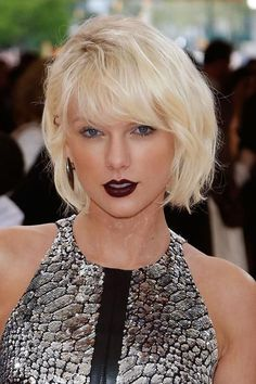 It may be time to discover your inner Marilyn Manson. Black is the now the hottest hue in lipstick and nail color.