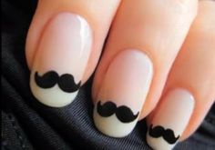 I wish I could do this on my nails.