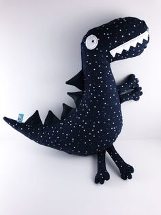 Dinozaur poduszka MYtinyHOBBY