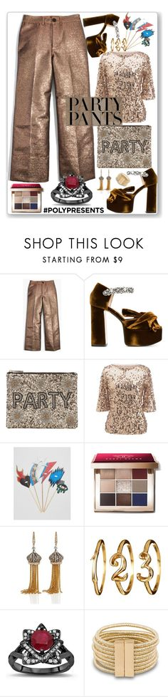"""""""#PolyPresents: Fancy Pants"""" by eldinreham ❤ liked on Polyvore featuring Madewell, N°21, Oasis, Monki, Bobbi Brown Cosmetics, Annoushka, contestentry and polyPresents"""