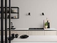 Tinta wood kjøkken fra Kvik