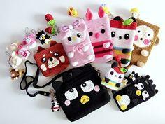 Marvelous Crochet A Shell Stitch Purse Bag Ideas. Wonderful Crochet A Shell Stitch Purse Bag Ideas. Crochet Phone Cover, Crochet Pouch, Crochet Toys, Kawaii Crochet, Crochet Disney, Crochet Handbags, Crochet Purses, Hello Kitty Crochet, Crochet Mobile