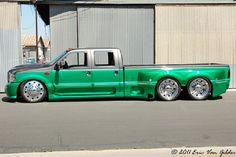 2011 Eric Van Gilder Custom Mega Pick-Up.