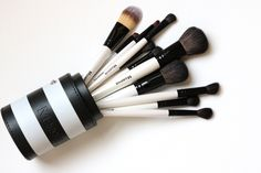 Morphe Brushes Travel Set....just ordered these from haute look...can't wait