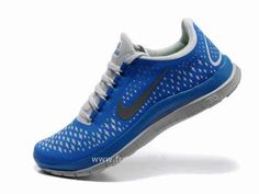 Homme Nike Free 3.0 V4 Chaussures Bleu Nike Free Run Pour Homme