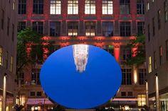 2006 Anish Kapoor's Sky Mirror at Rockefeller Center | Rockefeller Cent