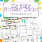 It's a known fact that daily, spiraling calendar math instruction can have a deep impact on students' number sense, and it's a great way to check f...